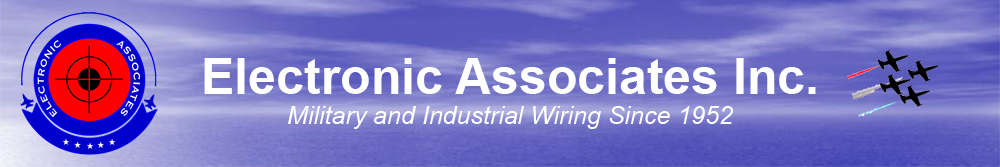 Electronic Associates Inc. - Military and Industrial Wiring Since 1952